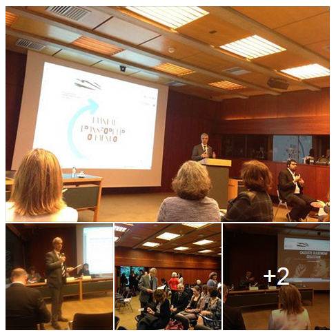 A collage of pictures taken during the European Seminar in Lisbon. Clicking on the picture will open a new page, leading to ISOLearn Facebook Page